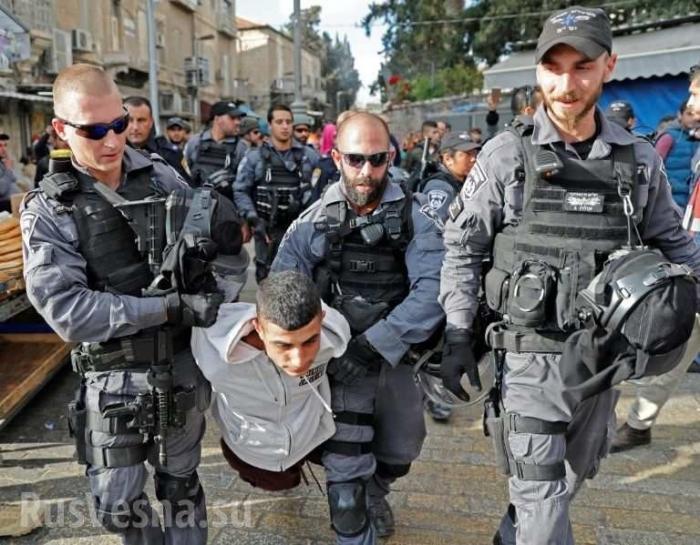Иерусалим: в столкновениях евреев и палестинцев есть погибшие, сотни раненых