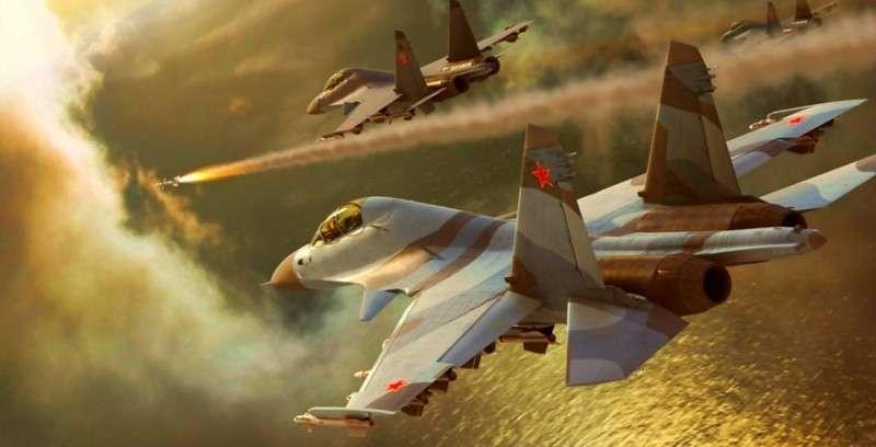 Иностранцы об атаках ВКС России в Сирии, снятых на камеры террористов