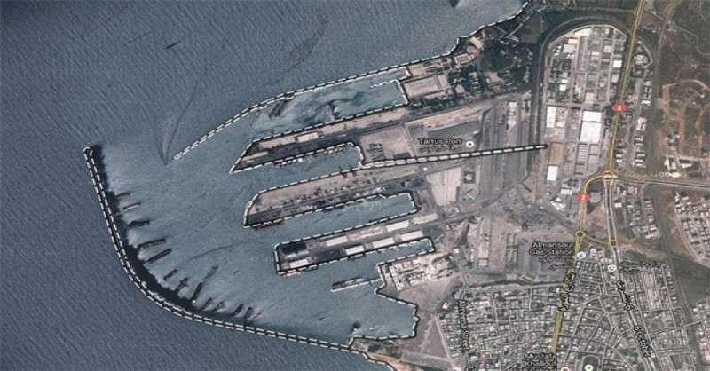 Российские войска в сирийском Тартусе отгонят авианосцы США к Гибралтару