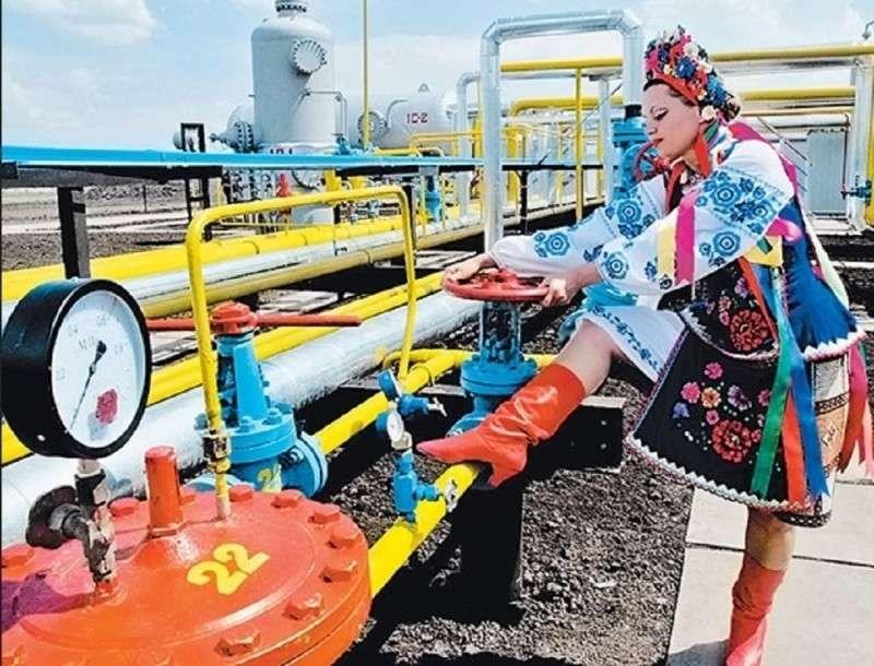 На Украину «из США» прибыла первая партия сжиженного газа