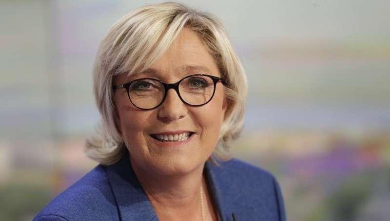 Марин Ле Пен призвала «разрушить ЕС изнутри»