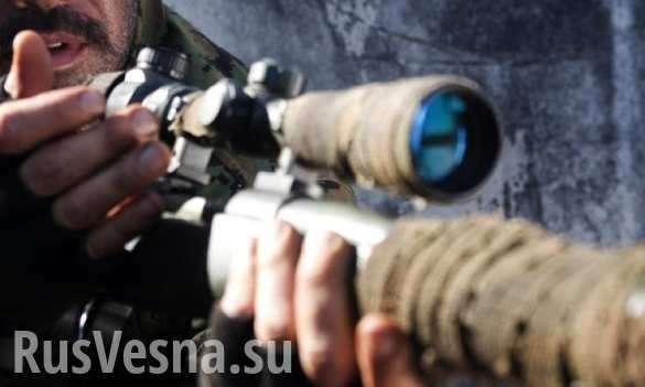 Тактика ДНР для уничтожения оккупантов, каратели ВСУ постоянно несут потери | Русская весна