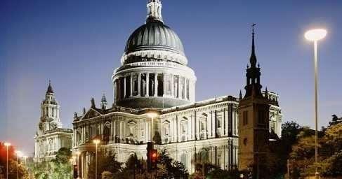 В лондонском соборе Святого Павла мусульмане исполнили нашид «Инша Аллах»
