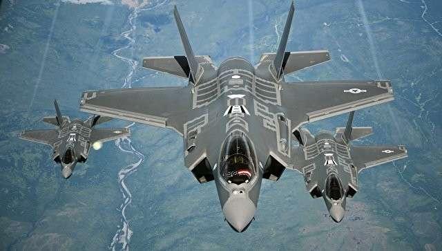 Летающая душегубка Летающая душегубка F-35 убивает своих пилотов избытком кислорода