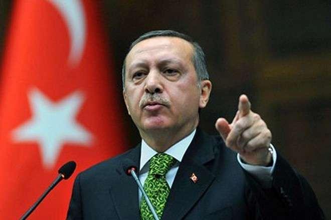 Президент Турции Эрдоган пошёл в атаку на США и Израиль