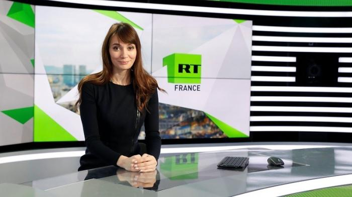 Телеканал RT Франция запускает вещание: «Новости с альтернативной позицией»