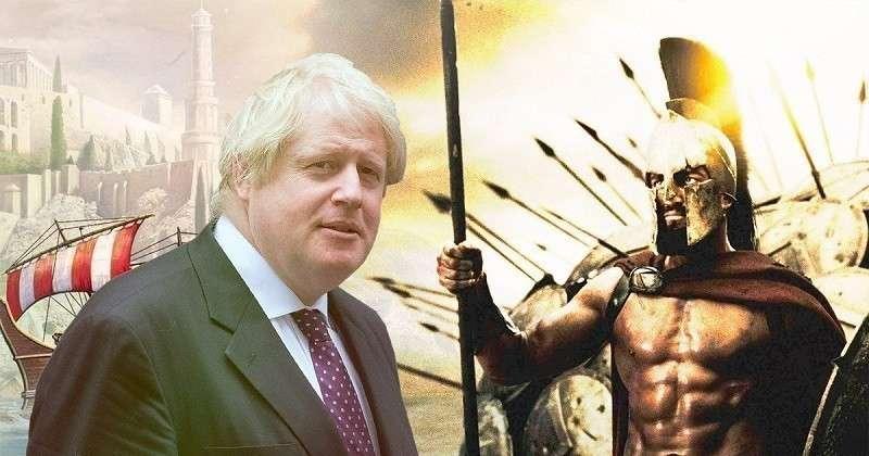 Если русские действительно спартанцы, а англосаксы – Афины: кто победит?