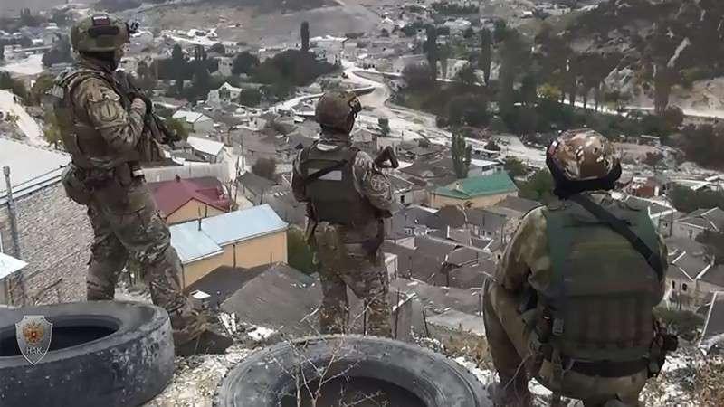 В Дагестане ликвидировали главаря «балаханинской» банды