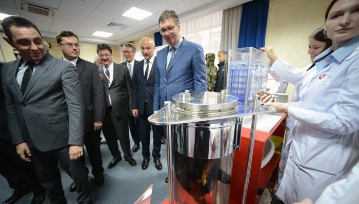 Дмитрий Рогозин представил уникальную российскую технологию жидкостного дыхания