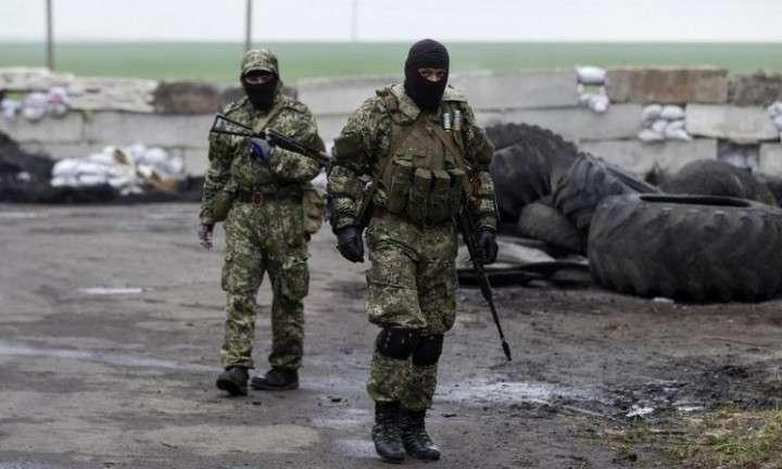 Главный блокпост украинских силовиков на въезде в Мариуполь разбит