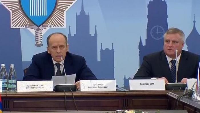 Бортников. ФСБ: террористы планировали напасть на дипломатов стран СНГ