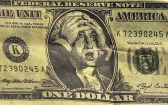 Американский доллар признали худшей валютой 2017 года