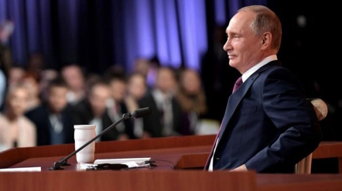 Путин жжёт: подборка анекдотов от президента России