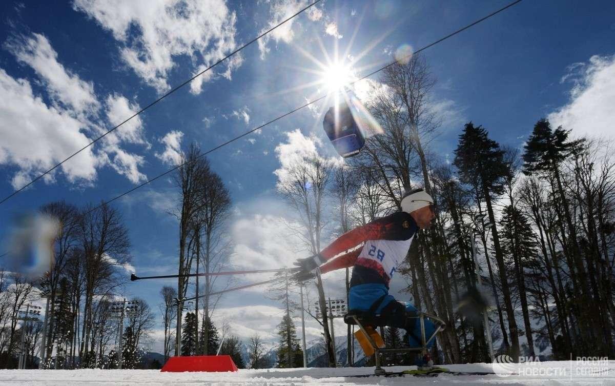 Российским паралимпийцам запретили даже в соцсетях упоминать о гражданстве