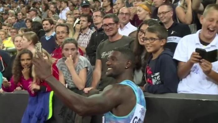 Американский спринтер Гэтлин приторговывал допингом как Родченков