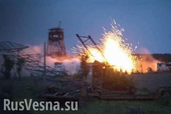 Точно в блиндаж! – артиллерист-снайпер уничтожил банду карателей ВСУ | Русская весна