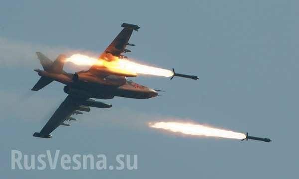 Сирия: ВКС России наносят удары по Аль-Каиде в Идлибе и Хаме