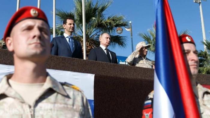 Война в Сирии. Россия получает огромные дивиденды