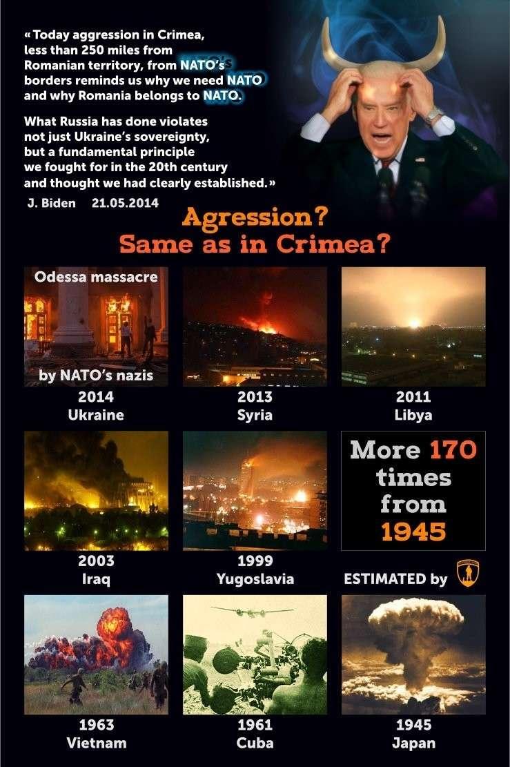 ООН признала Россию оккупантом. А что позволяют США?