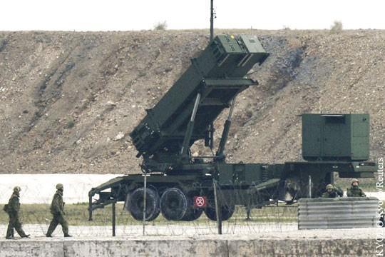 Саудовская Аравия. Американский Patriot PAC-2 не смог перехватить хуситскую ракету