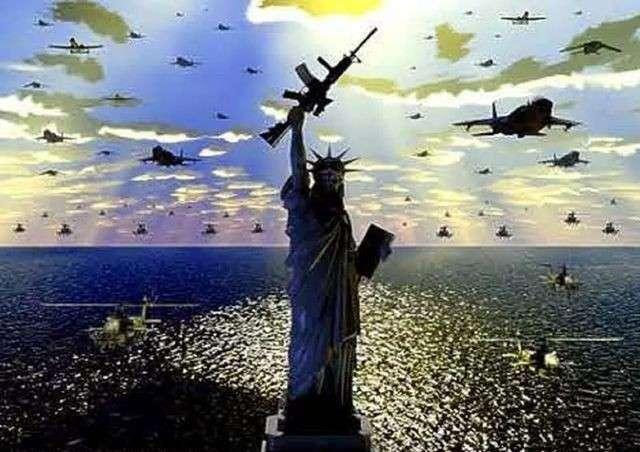Новая стратегия безопасности США: «Враг повсюду, всё пропало!»