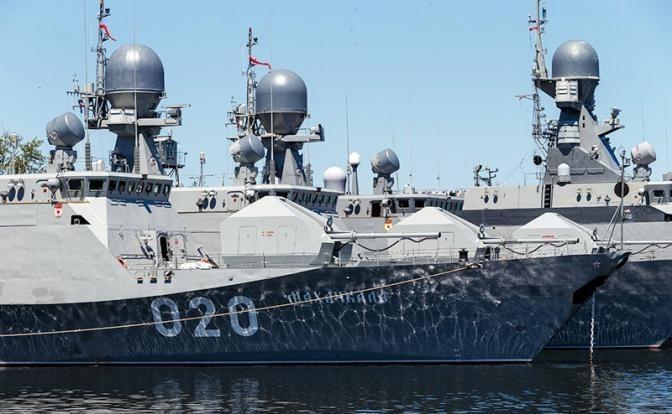 «Большая игра» России в Каспийском регионе и Средней Азии