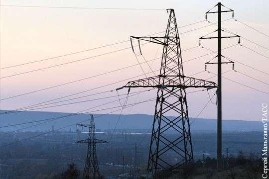Беларусь объяснила отказ от российской электроэнергии