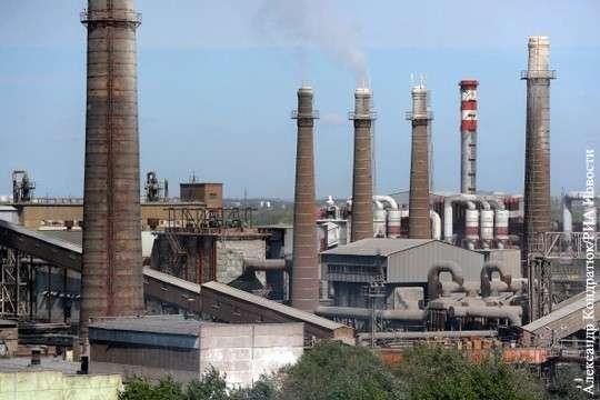 Спад российской промышленности сложно назвать случайным событием