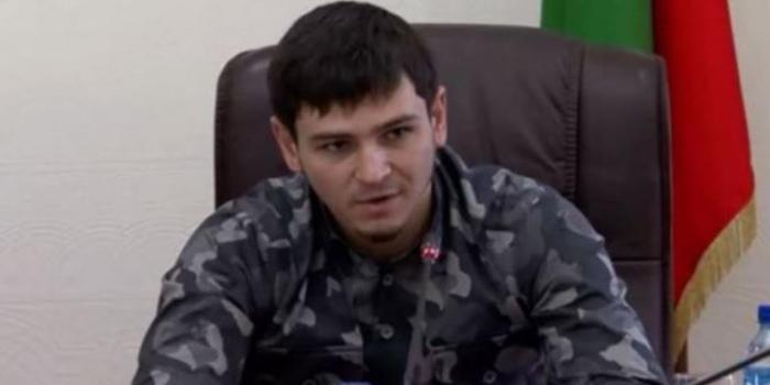 Главой УВД Грозного стал студент-первокурсник Хас-Магомед Шахмомедович Кадыров