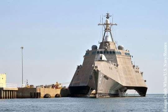 В новых литоральных фрегатах ВМС США просматривается коварый «русский след»