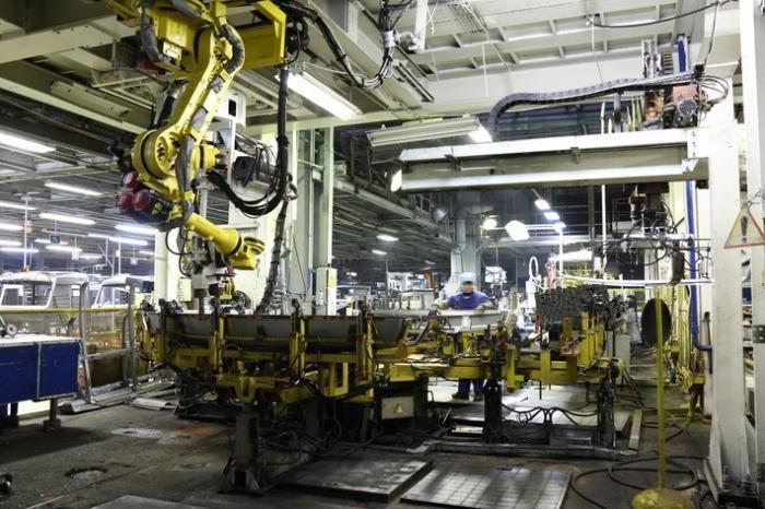 Модернизация промышленных производств России в2017 году. Часть 1