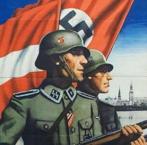 В Латвии уравняли фашистов из легиона СС и ветеранов Красной Армии
