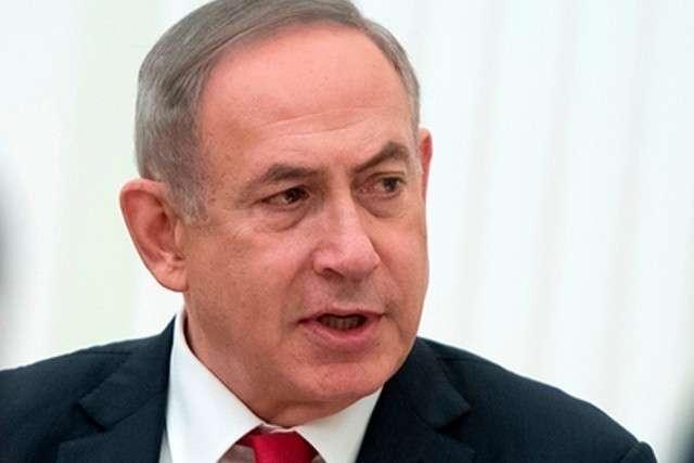 Премьер-министр Израиля Б. Нетаньяху: