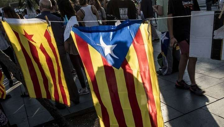 В Каталонии на выборах побеждают сторонники отделения от Испании