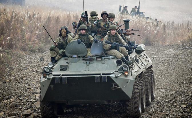 Готовыли мобилизационные структуры России к внезапной войне?