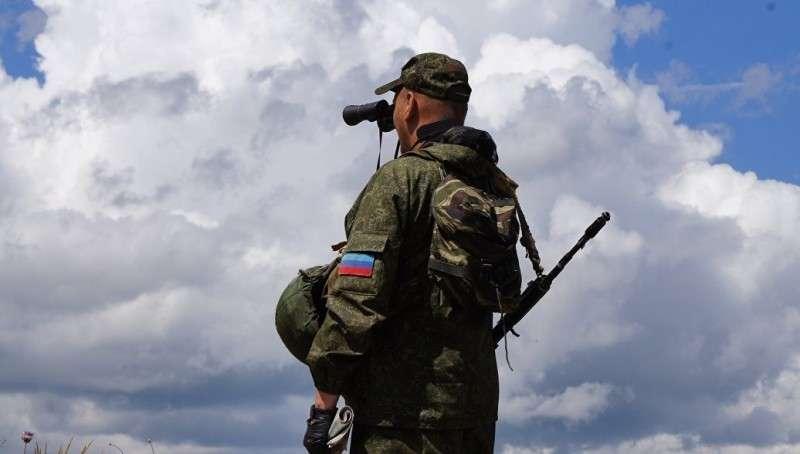 ЛНР начнет всеобщую мобилизацию в случае наступления ВСУ