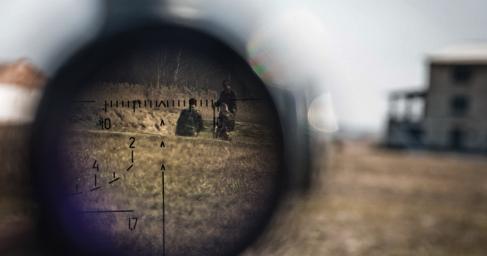 ДНРпрезентовал собственную снайперскую винтовку против карателей ВСУ