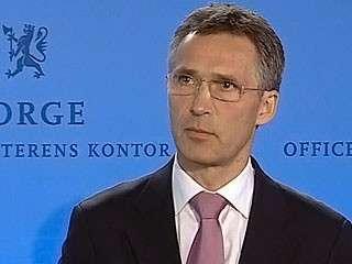 Йенс Столтенберг представлен в качестве нового генсека НАТО