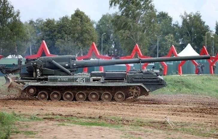 Самоходный артиллерийский дивизион повышенной мощности сформирован вСибири