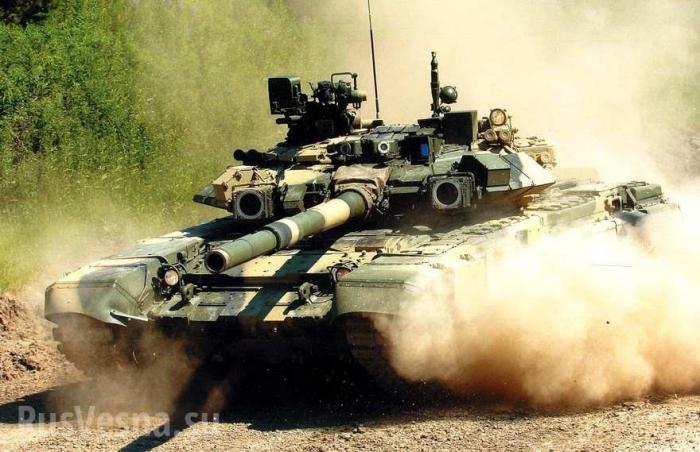 Т-90: двадцать пять лет на службе в России и Мире