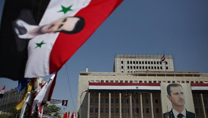 Как меняется отношение к властям Сирии в мире?