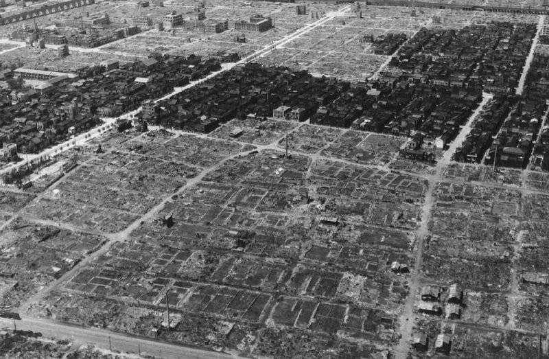 Вторая мировая война: Падение империалистической Японии