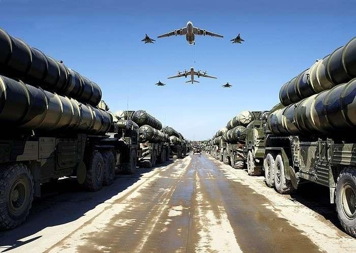 Итоги. Оружие-2017: какую технику получила армия России