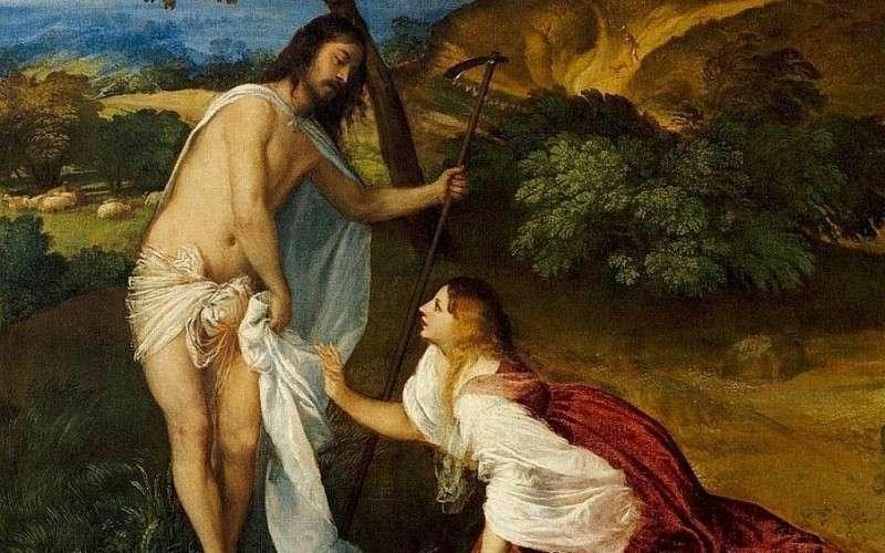 Эротический триллер с религиозным уклоном или парочка историй 18+, которые пришлось вырезать из Библии из-за слишком безумного содержания