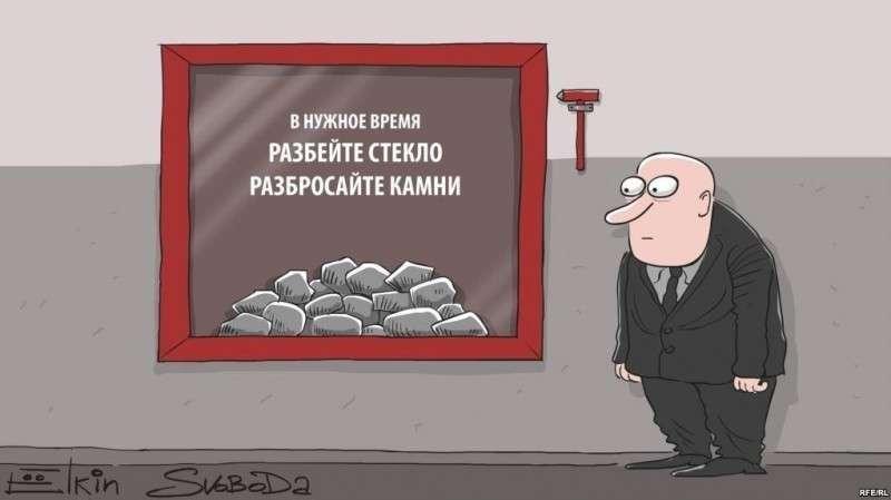 Страны-жулики и страны-насильники вообще не имеют права осуждать Россию