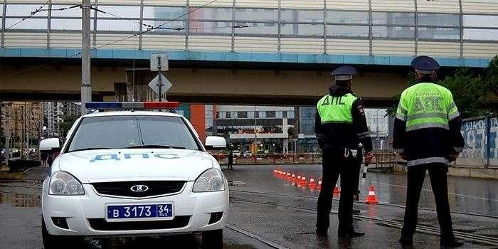Волгоград. Полиция устроила погоню за пьяным помощником прокурора на BMW X6