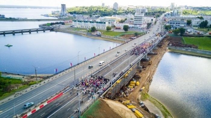 Россия. Новые мосты в2017-м году