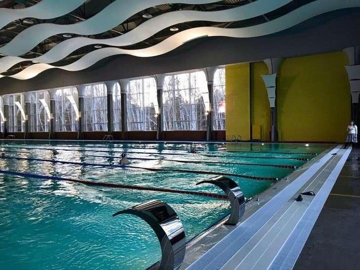 Спортивные объекты открылись вСтавропольском крае, Челябинской, Иркутской иВладимирской областях