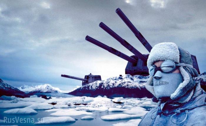 Битва за Арктику. Как действует Россия и чем отвечает США?