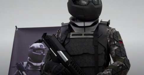 Воину в «Ратнике» будут помогать персональный робот и беспилотник